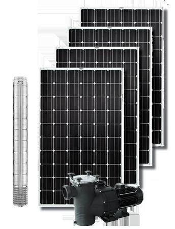 Freewater kit pompaggio a energia solare